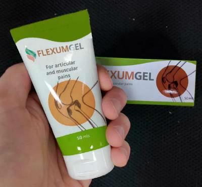 Flexumgel tratamiento para el dolor articular cómo usar farmacias.