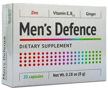 mens defence pastillas próstata precio opiniones foro